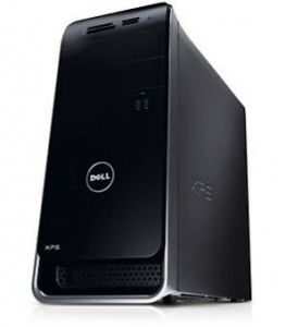 XPS 8900 Dell desktop