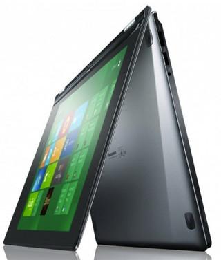 Lenovo Yoga Ultrabook