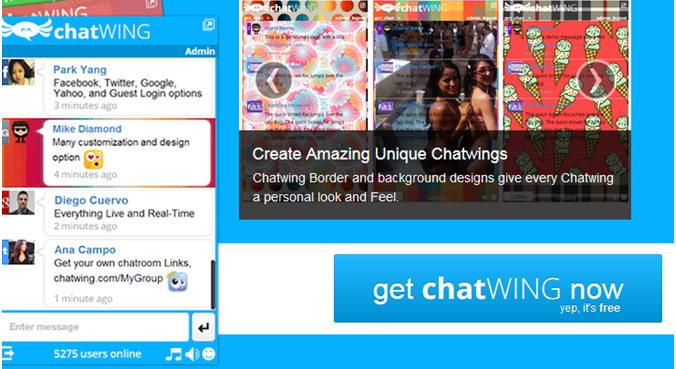 ChatWing live chat