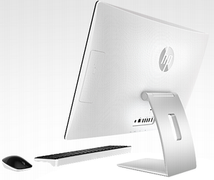 HP Pavilion 500qe customizable desktop