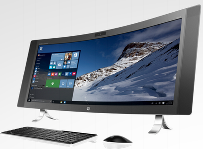 Top 5 Big Screen All-in-One Desktop PC for 2016