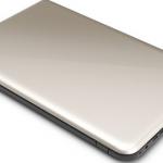Toshiba Satellite E45T-B4300 Laptop – Satin Gold