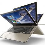 Toshiba Satellite Fusion 15 L55W-C5150 Laptop